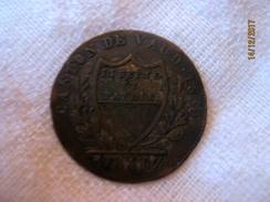 Suisse: Canton De Vaud, 1 Batz 1830 - Suisse