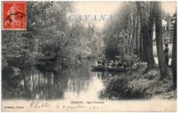 89 CHABLIS - Quai Voltaire - Chablis