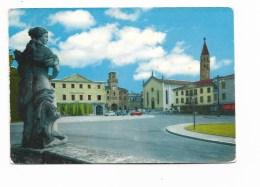 ODERZO - PIAZZA DEL POPOLO  VIAGGIATA FG - Treviso