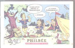 Buvard Scoutisme Philbée Le Bon D'épice De Dijon Energétique Economique Digeste - Gingerbread