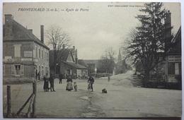 ROUTE DE PIERRE - FRONTENARD - Sonstige Gemeinden