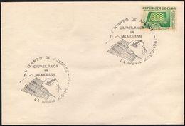 CHESS - CUBA LA HABANA 1967 - V TORNEO DE AJEDREZ - CAPABLANCA IN MEMORIAM - Scacchi