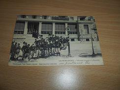 4498 - CPA , La Schlucht , Infanterie Française à La Frontière - France
