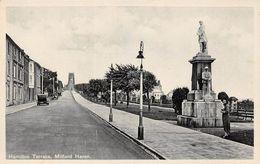 Pays De Galles - Wales - Hamilton Terrace - Milford Haven - Terrasse - Pays De Galles