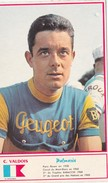 Sport Coureur Cycliste C. VALDOIS Radsport Cycling - Cycling