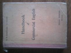 HANDBOOK OF COMMERCIAL ENGLISH - English Language/ Grammar