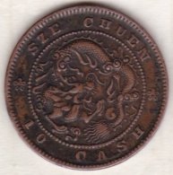 SZECHUAN PROVINCE, 10 Cash ND (1903-05) - Chine