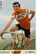 Sport Coureur Cycliste J.C. GENTY BICI Radsport Cycling - Cycling