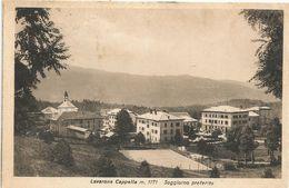 LAVARONE CAPPELLA VG POSTA AEREA - Altre Città