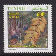 Tunesien 2010 Mi-Nr. 1743 Datteln, Gestempelt, Siehe Scan - Tunesien (1956-...)