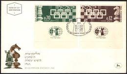 ISRAEL 1964 - XVI CHESS OLYMPIAD - Scacchi