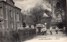 VILLERS-FOUCARMONT LA MAIRIE (SOLDATS) - Frankreich
