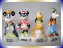 Mickey 94 ... Lot De 4 ... Ref AFF : 9-1994... (Pan 0039) - Disney