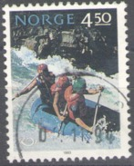 Norway Used 1993 Northern Edition - Tourism - Norwegen