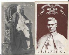 2 CPA RELIGIONS.  Pape PIE X.  .A750 - Papi