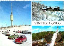 Winter In Oslo - Oldtimer - Norvège