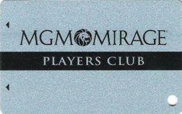 STATI UNITI  KEY CASINO MGM Mirage - 3 LAS VEGAS - Casino Cards