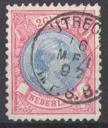 Nederland NVPH Nr 47 Gestempeld/used - Periodo 1891 – 1948 (Wilhelmina)