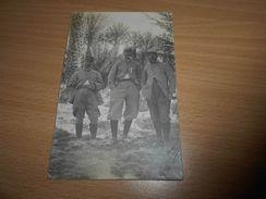 4558 - Carte-Photo Militaria, WW1, Campagne Au Maroc,1916-1917 - Guerre 1914-18