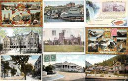 Canada Québec - Lot 39 Cartes...à Découvrir, Voir Scans. - Non Classés