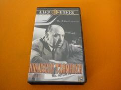 Jamaica Inn Alfred Hitchcock Old Greek Vhs Cassette From Greece (Daphne Du Maurier) - Horror