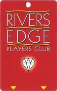 STATI UNITI  KEY CASINO Rivers - Casino Cards
