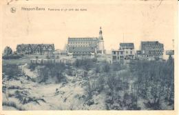 Nieuwpoort - Nieuport - Bains - Panorama Et Un Coin Des Dunes - Nieuwpoort