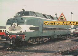 CC 65015 SNCF, Au Dépôt De Nantes-Blottereau (44) - - Equipment