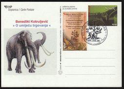 Croatia Dubrovnik 2008 / Benedikt Kotruljevic, Croatian And World Economist / Mammoth / On The Art Of Trade - Croacia