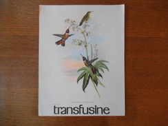 CALOTHORAX EVELINAE LABORATOIRES ROLAND-MARIE TRANSFUSINE - Documentos Antiguos