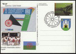 Croatia Zagreb 2008 / VII. World Roma Congress / IRU - Croatie