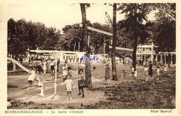 41 - Montrichard-Plage - Le Jardin D'Enfants - 1943 - Montrichard