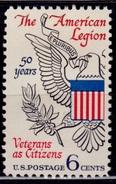 United States, 1969, American Legion, 6c, Sc#1369, MNG -no Gum - Etats-Unis