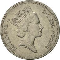 Grande-Bretagne, Elizabeth II, 5 Pence, 1988, TTB, Copper-nickel, KM:937 - 1971-… : Monnaies Décimales