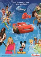 IM336 : Album De Rangement Carte Disney Pixar Auchan 2010 - Disney