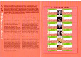 2002    Province D'Utrecht, Feuillet De 12 X  1947**, Cote 14,40 €, Faciale 4,68 €, - Bloks