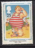 Great Britain 1994 MNH Scott #1554 25p Where's My Little Lad? - Postcards - Neufs