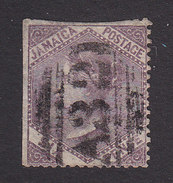 Jamaica, Scott #5, Used, Victoria Issued 1860 - Jamaica (...-1961)