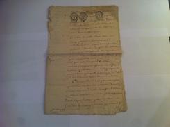 Acte Notarie - Manuskripte