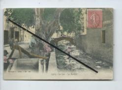CPA Abîmée - Le Luc  - Le Ravelet - Le Luc