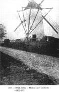 Windmolens  Windmolen Doel Molen Van 't Geslecht         I 2028 - Moulins à Vent