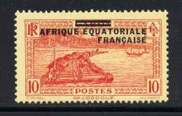 AEF - 21* - SUR L'OGOOUE - Neufs