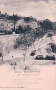 Genève Tramways Rampe De La Treille (Charnaux 4082) - GE Genève