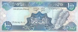 LEBANON 1000 LIVRES 1988 P- 69a UNC */* - Lebanon