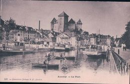 France 74, Annecy, Le Port (Charnaux 537) - Annecy