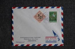 Lettre Du MOZAMBIQUE PORTUGAIS à MADAGASCAR ( TANANARIVE). - Mozambique