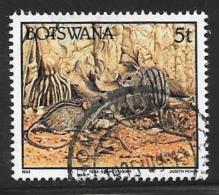 Botswana, Scott # 521 Used Wild Animals, 1992 - Botswana (1966-...)