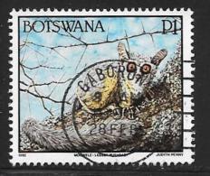 Botswana, Scott # 532 Used Wild Animal, 1992 - Botswana (1966-...)