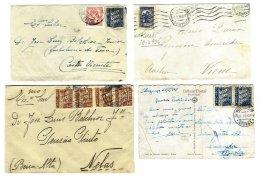 PORTUGAL, Covers, Ave/F - 1910-... République