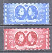 JORDAN  322-3  *   MARRAGE  KING  &  QUEEN - Jordan